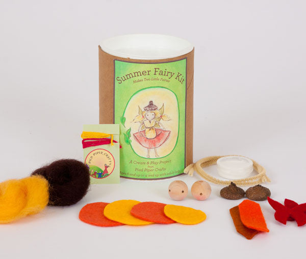 Summer Fairy Craft Kit - Contents