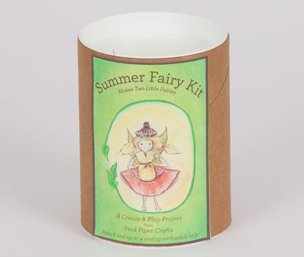 Summer Fairy Craft Kit - Package