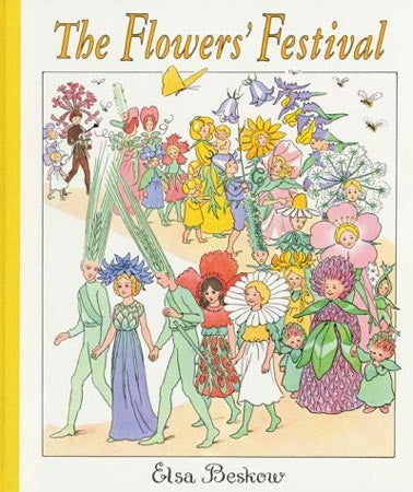 The Flowers' Festival by Elsa Beskow - Bella Luna Toys