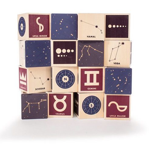 Uncle Goose | Constellation Blocks | Bella Luna Toys