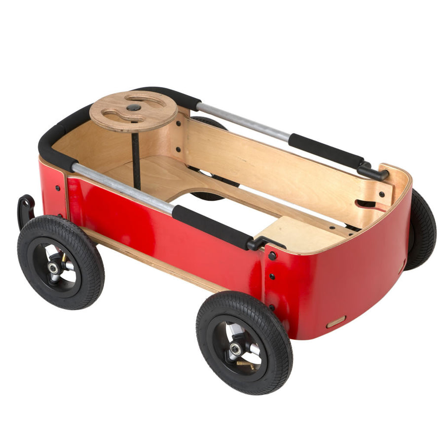 Wishbone Wagon, handle retracted