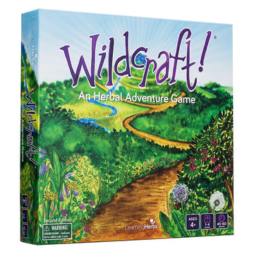 Wildcraft Herbal Adventure Game - Second Edition - Bella Luna Toys