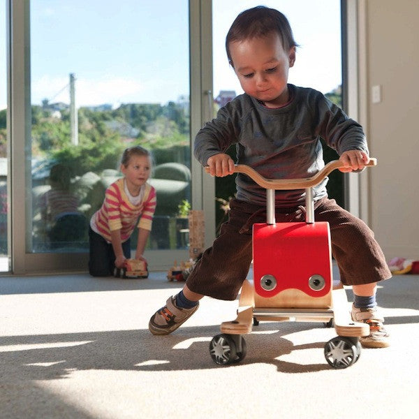 Wishbone Flip - Wooden Ride-On Toy