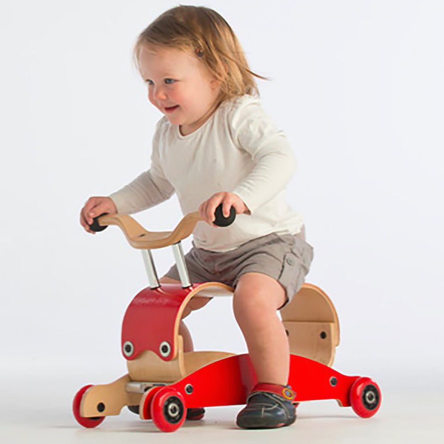 Wishbone Flip 3-in-1 Ride-On Toy