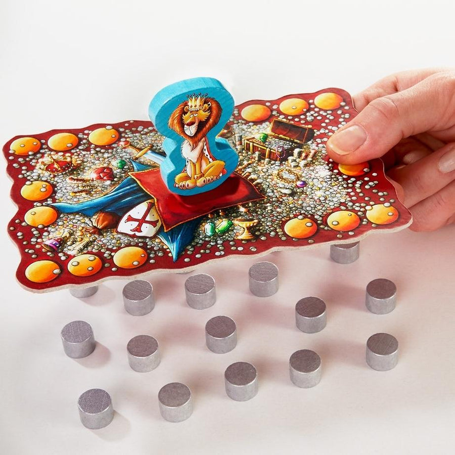Wobble King Game - In Play -  Haba - Bella Luna Toys
