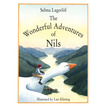 The Wonderful Adventures of Nils by Selma Lagerlof