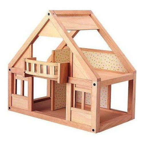 Wooden Doll House | Plan Toys | My First Dollhouse | Classic