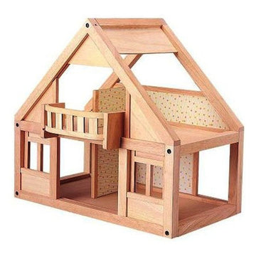 Wooden Doll House, My First Dollhouse, Plan Toys