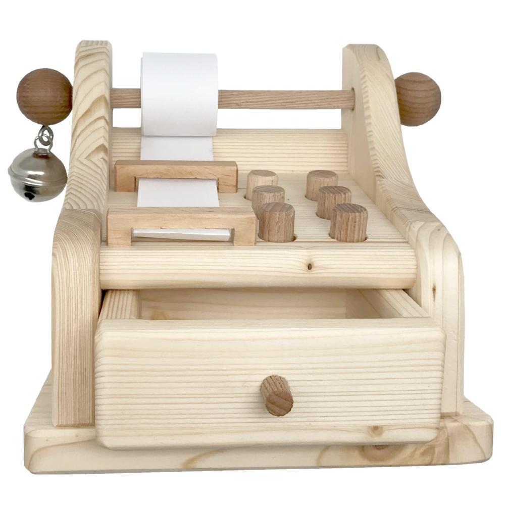 Wooden Toy Cash Register | Bella Luna Toys