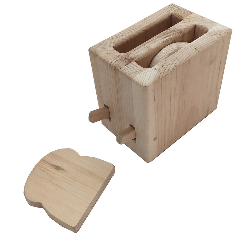 Wooden Toy Toaster