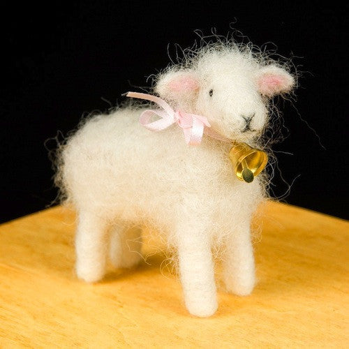 Needle Felting Kit, Woolpets, Sheep