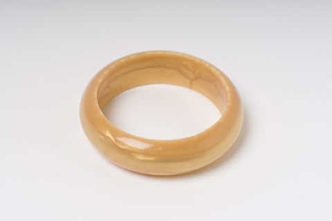 MikaB Gold Teething Bangle