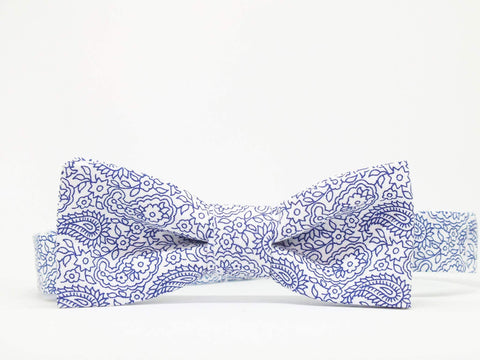 Kids Outfit Bow Tie Flowers