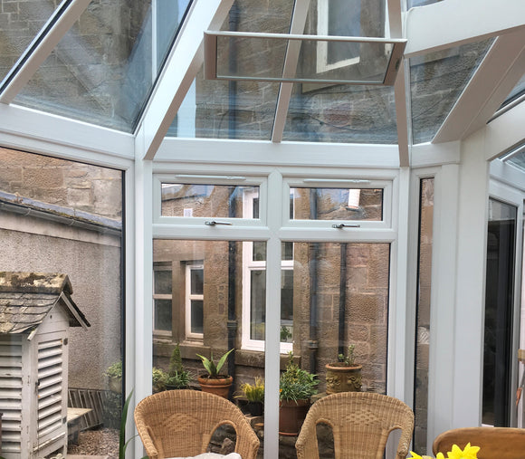 Infrared Heaters for Conservatories