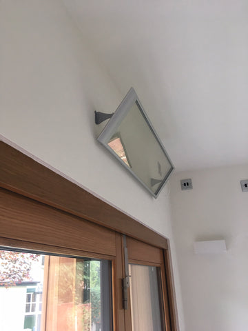 Infrared conservatory heaters by