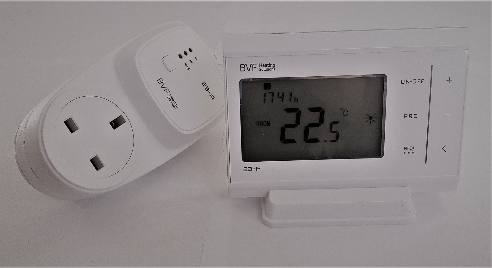 Radio Frequency Thermostat For Infrared Heater