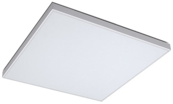 Far InfraRed Heaters. Panel for Armstrong Suspended Ceiling 600W. White Glass.-UK Infrared Heating Company