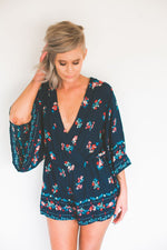 High Tides Romper