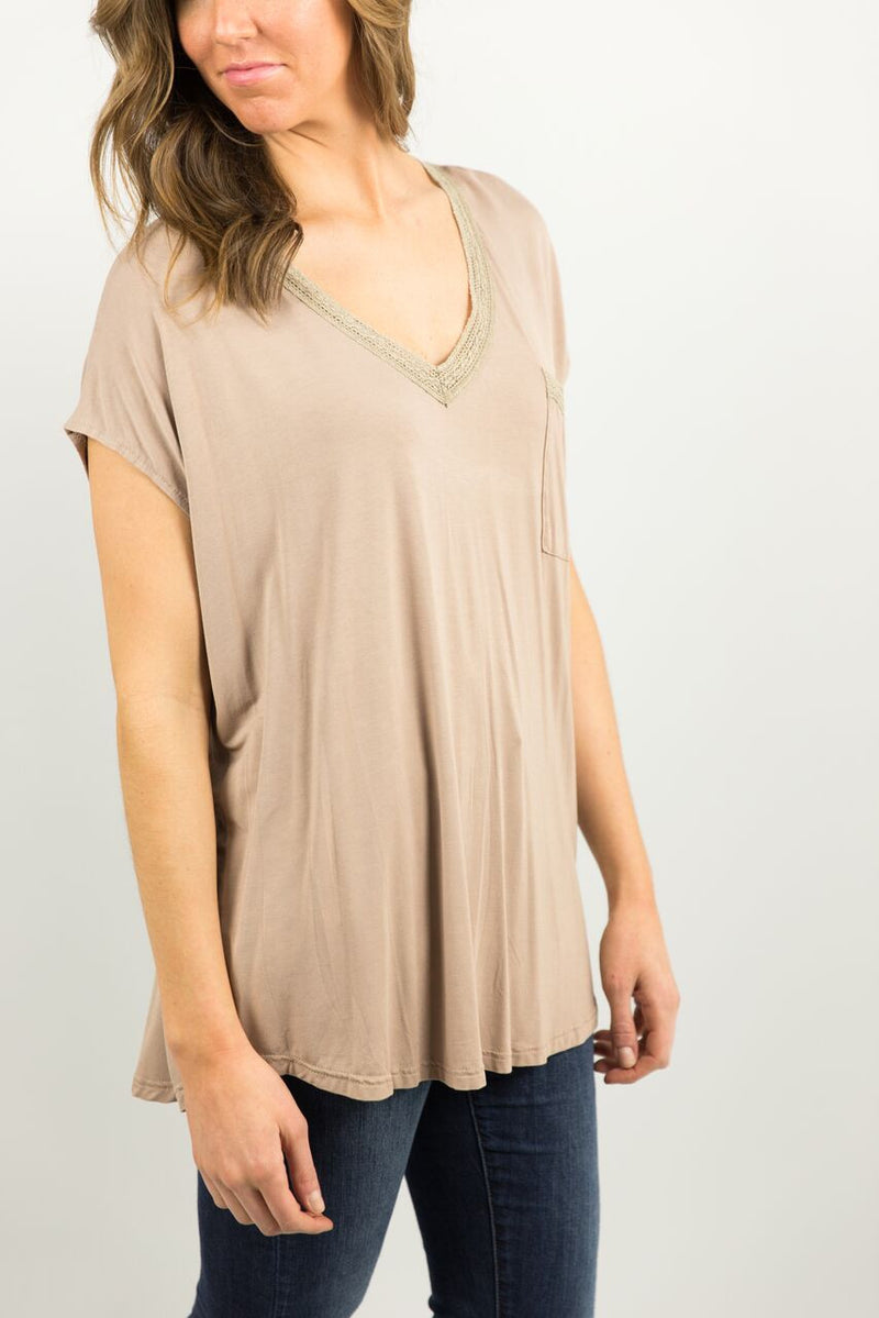 Boho Pocket Shirt