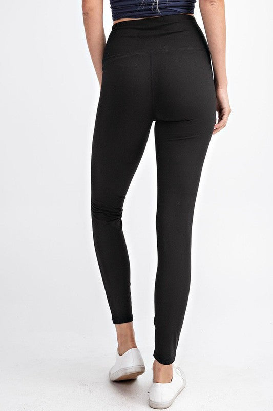 Laser Cut Yoga Pants