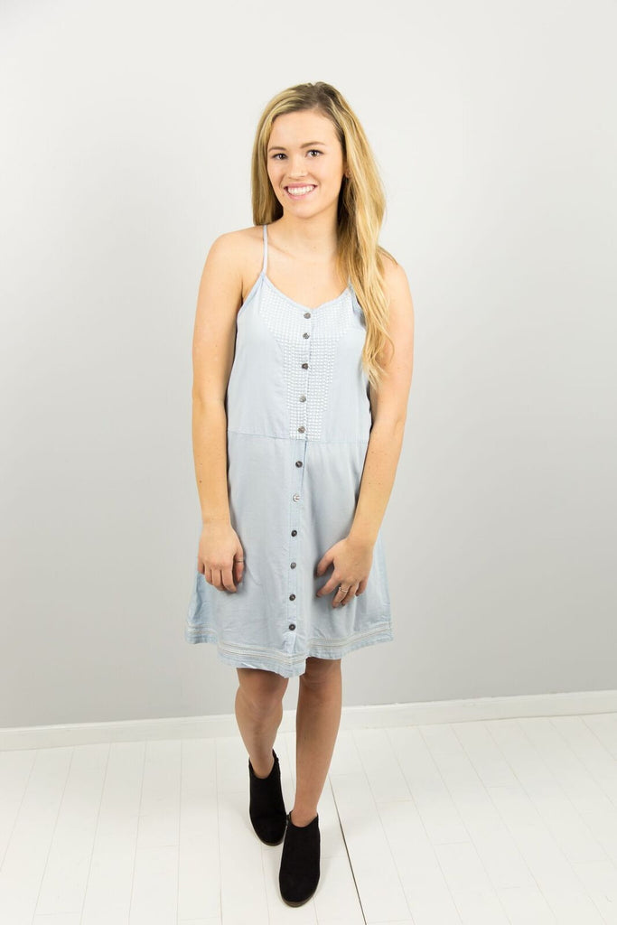 Elysian Sky High Dress