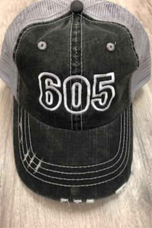 605 South Dakota Cap