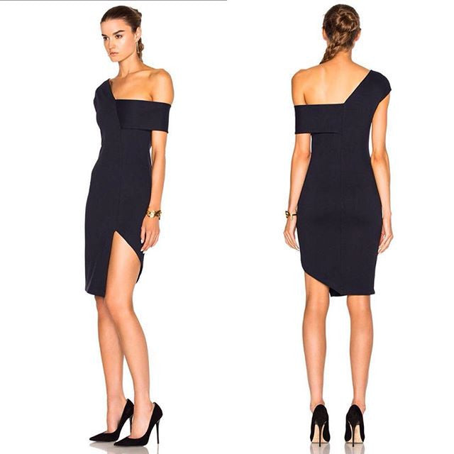 The                  Aabene Bandage Dress