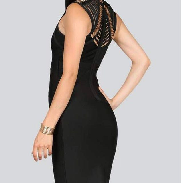 The                                                                         Aabesa Bandage Dress