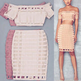 The                                                                                                                                               Aaebwia Bandage Dress
