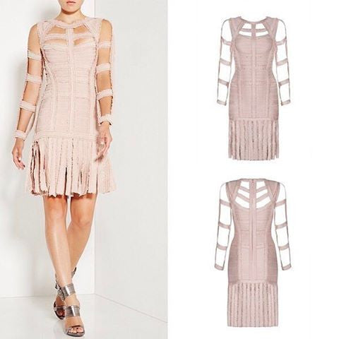 The                                                                                                                                         A  Achnemai Bandage Dress