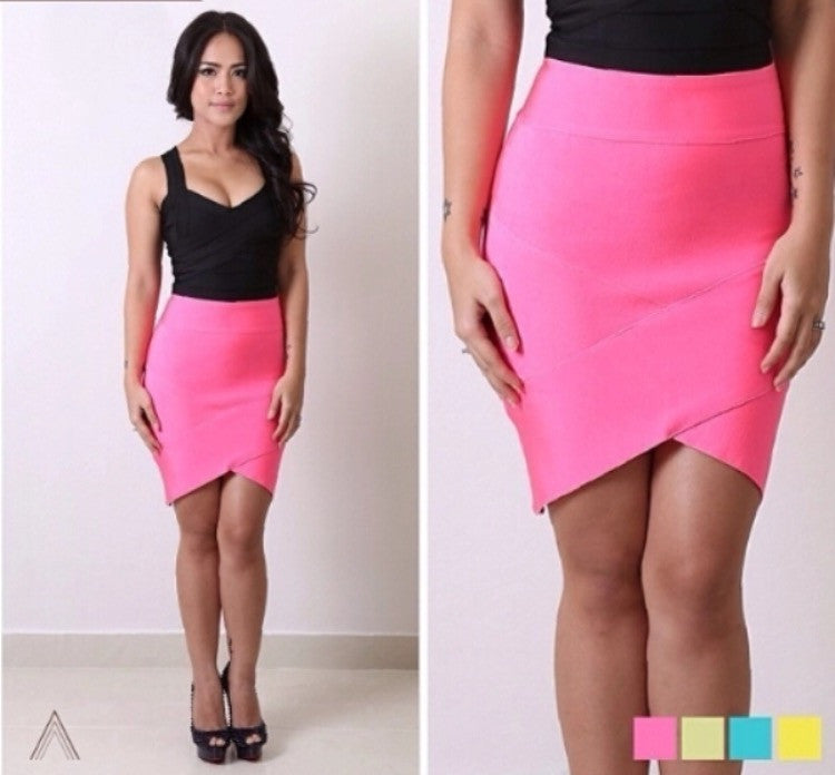 The Aween Bandage Skirt