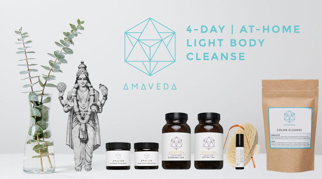4 DAY LIGHT BODY CLEANSE