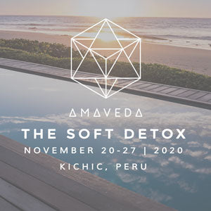 DEPOSIT DETOX RETREAT PERU NOVEMBER 20-27 |  2020