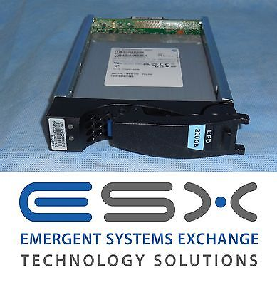 EMC CLARiiON CX-AF04-200 200GB SSD Flash Hard Drive (005049076) 118032714