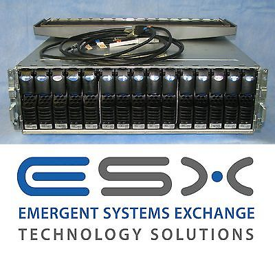 EMC CLARiiON CX-4PDAE 4GB FC Disk Array Expansion 15 x 300GB 15K ( CX-4PDAE )