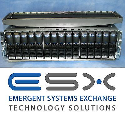 EMC Clariion 2GB FC Disk Array Expansion 15 x 146GB 10K PN: CX-2PDAE