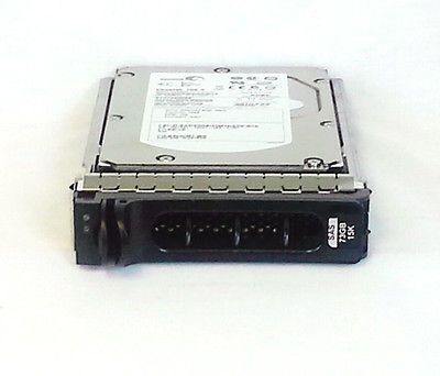 Dell PowerVault MD1000 MD3000 73GB 15k SAS Drive - ST373455SS - GY581