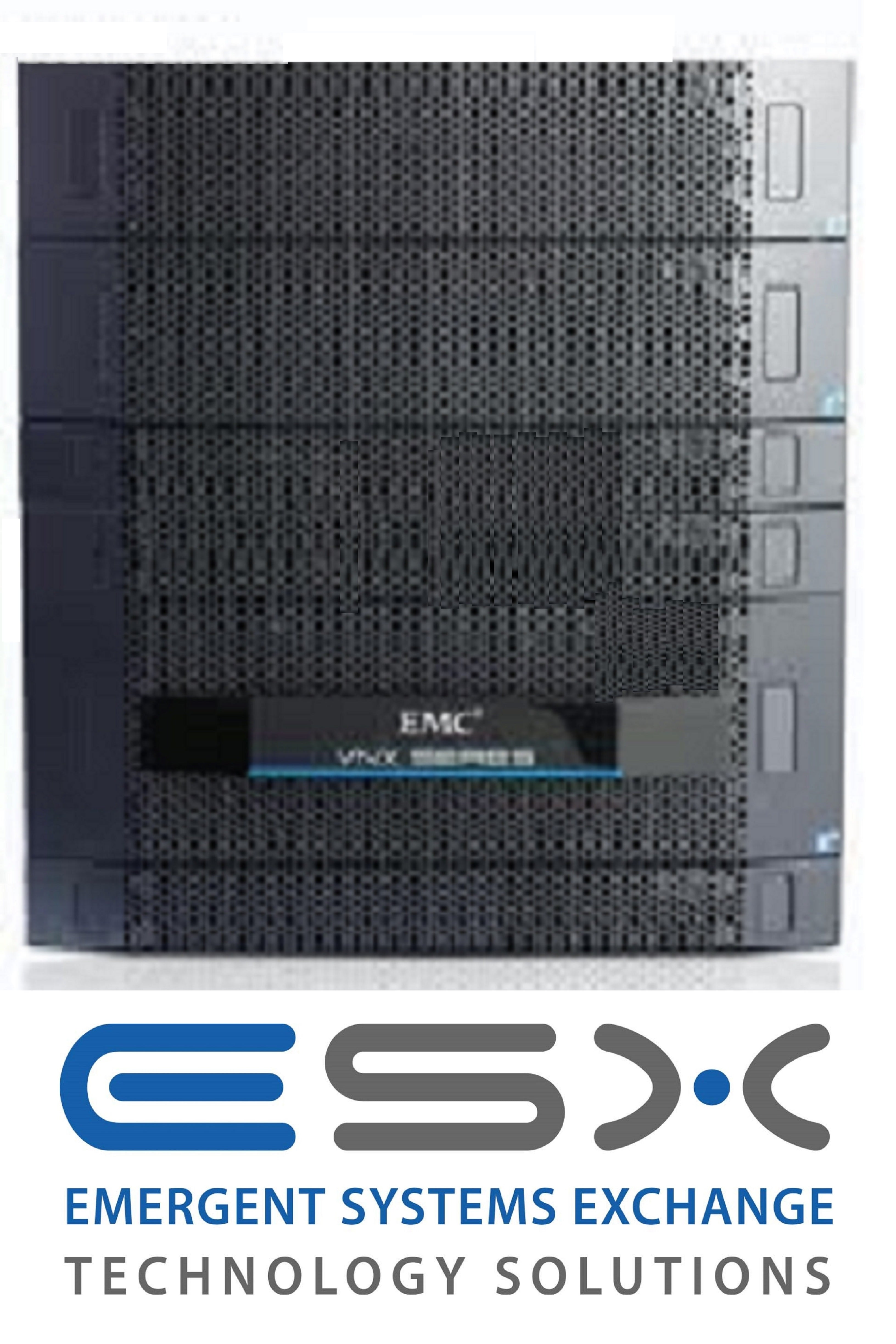 EMC VNX 3U, 15-Bay Disk Array Expansion (DAE) – 15 x 300GB 15K, 2000 iops