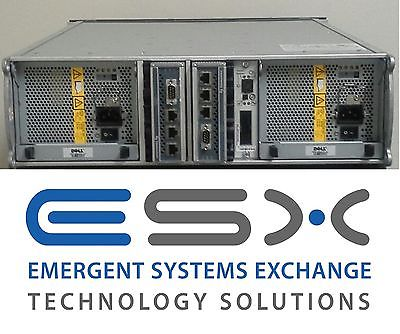 Dell EqualLogic PS5000XV 16 x 300GB 15K SAS HDD iSCSI SAN STORAGE