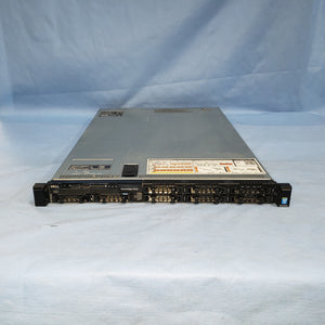 Dell PowerEdge R630 2x 12 Core E5-2678v3 @ 2.5GHz 256GB RAM SD Module