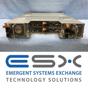 "Dell EqualLogic PS6210x SFF iSCSI SAN 24x 600GB 10k 2.5"" Dual 10GB Controllers"