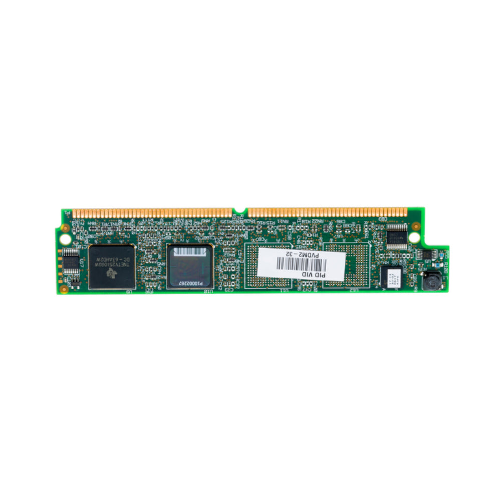 Cisco 32-Channel Packet Voice/Fax DSP Module