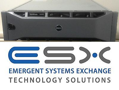 Dell EqualLogic PS6000X 16 x 600GB 10K SAS HDD iSCSI SAN STORAGE