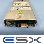 Dell Poweredge M610 Blade Server 2x QC E5520 @ 2.26GHz 24GB 2x 146GB 10k