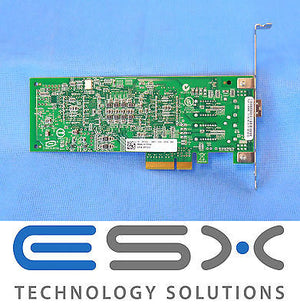 Dell Single Port 4GB FC PCIe Host Bus Adapter HBA - PF323 - QLE2460-DEL
