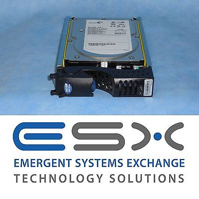 EMC Clariion 146GB 10K 2Gbs FC Hard Drive PN: 005048491 / CX-2G10-146