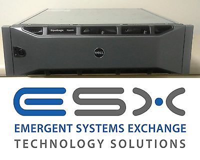 Dell EqualLogic PS6010S 16 x 100GB SSD Drives iSCSI SAN Storage System