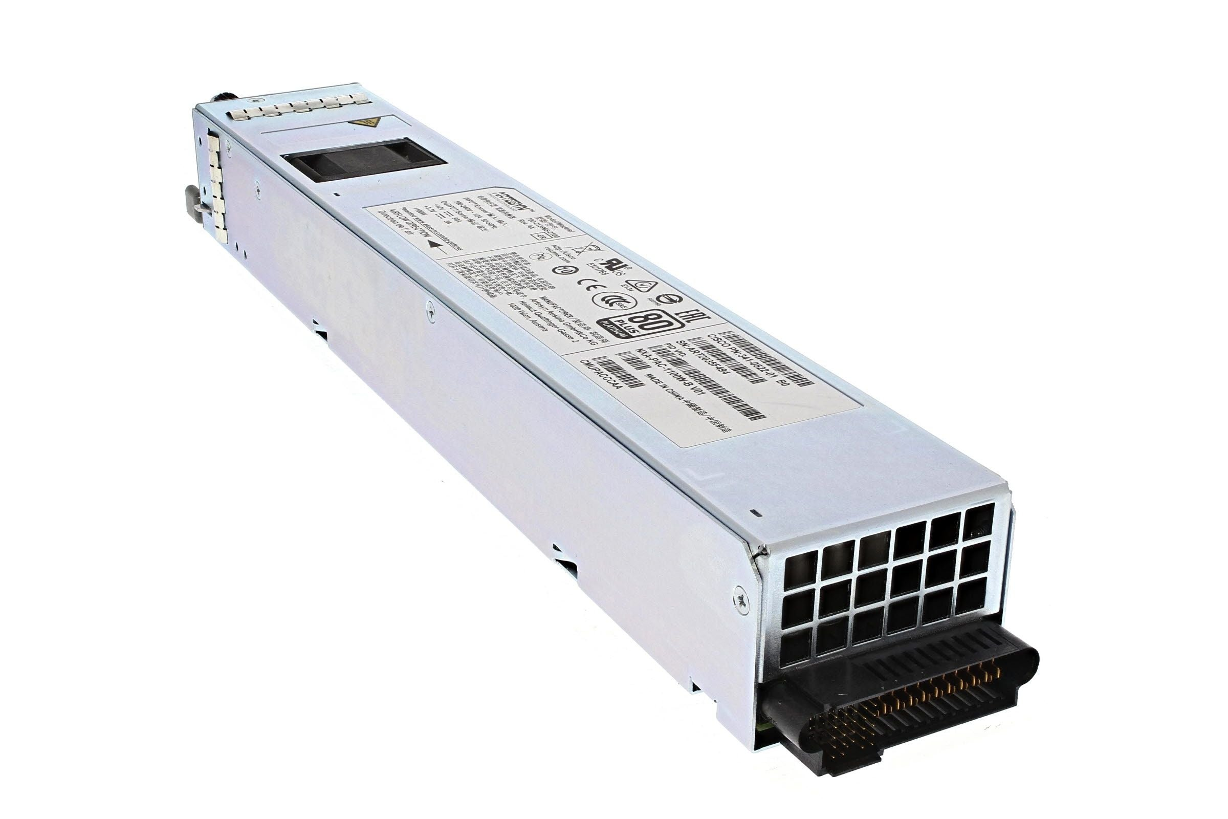 Cisco 1100W Hot-Swap Nexus 5696 AC Power Supply - NXA-PAC-1100W