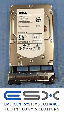 "Dell PowerEdge 600GB 15k 6Gb/s 3.5"" SAS Hard Drive with Tray W347K ST3600057SS"
