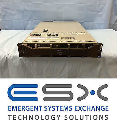 Dell PowerEdge R510 2x 6-Core E5645 @ 2.4GHz 16GB RAM No HDDs PERC 6i Dual PSU